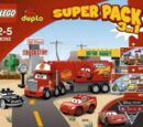 66392 Cars Super Pack 3-in-1