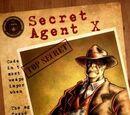 AGENTE SECRETO X