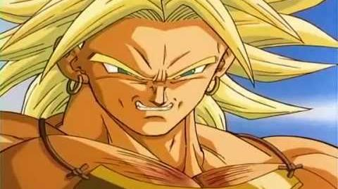Dragon Ball Z: Broly, The Second Coming