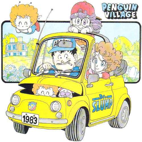 Dr Slump Episode 34: Dr Slump Wiki, The Online Source For Dr. Slump