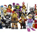 LEGO Minifigures Serie 8 8833