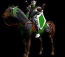 Leśny jeździec