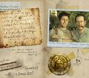 Nathan Drake's journal