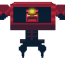 Giant robot (Agent Turnright)