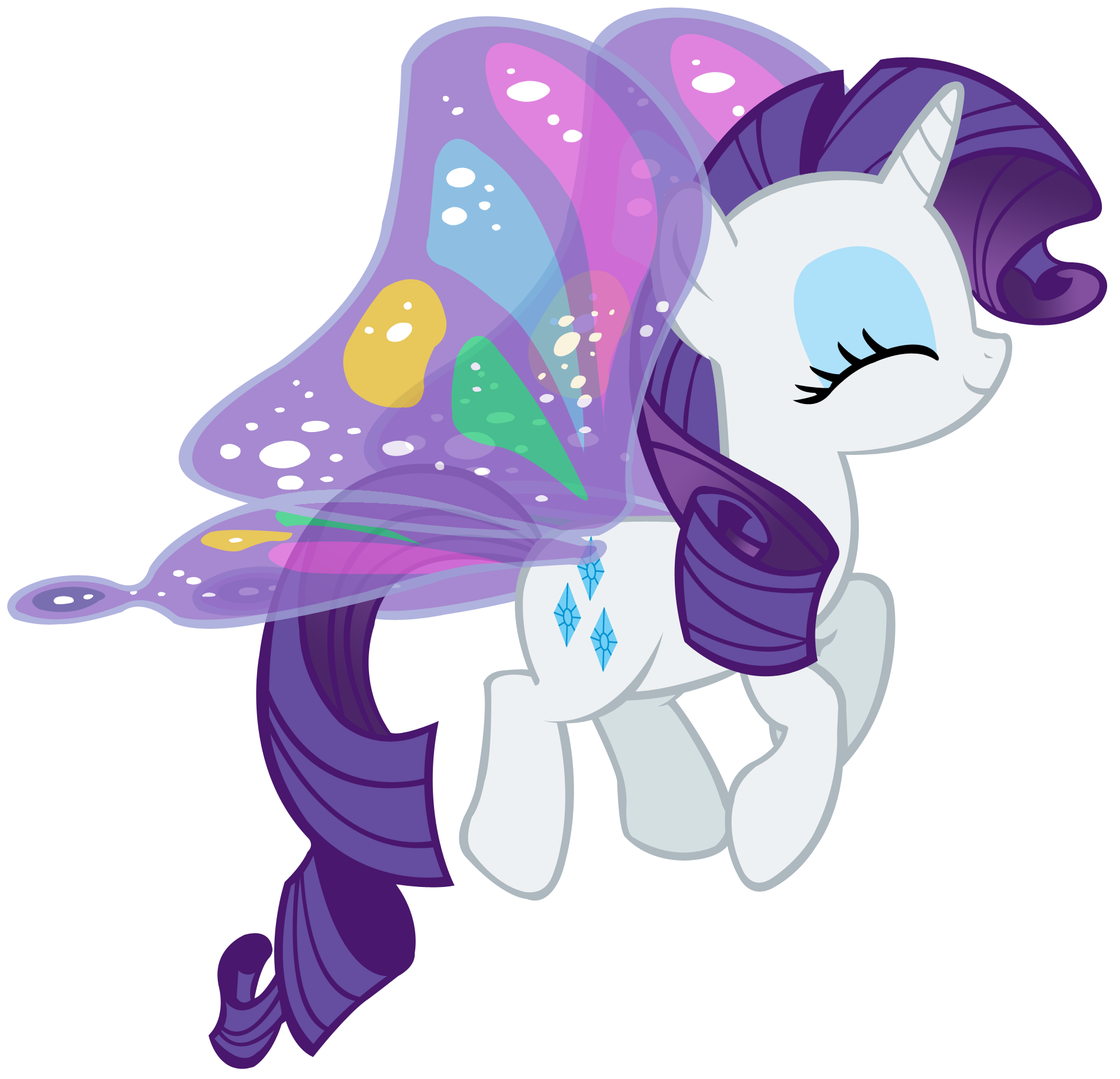 Image fanmade rarity butterfly png my little pony friendship is