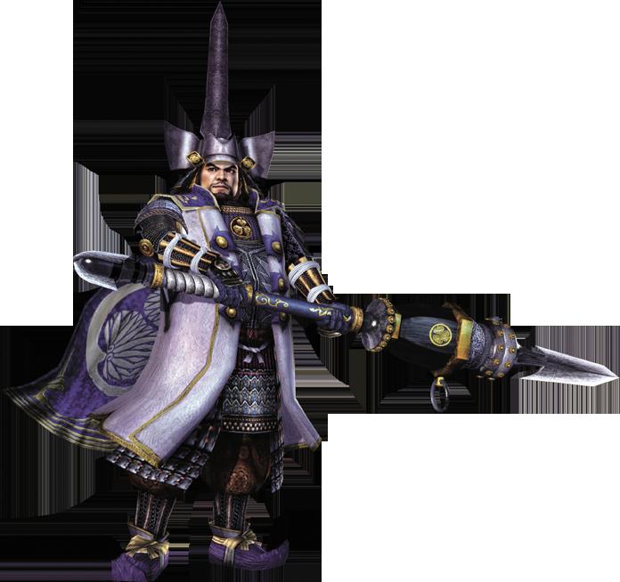 Warriors Orochi 3 Ultimate Guide: SW2 Ieyasu Tokugawa.png