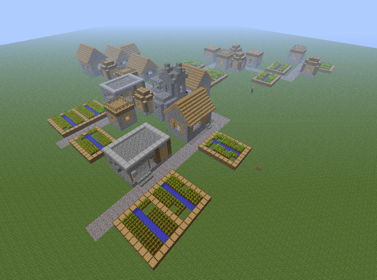 Redstone Minecraft Big Dig Pack Wiki Fandom Powered By Wikia Basic Circuitry Village