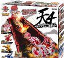 BakuTech Battle Field W Rise 4 Set