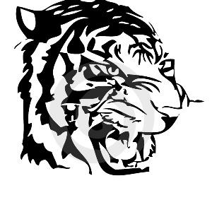 Image - Tiger Symbol.j...