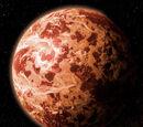 Esboços de planetas
