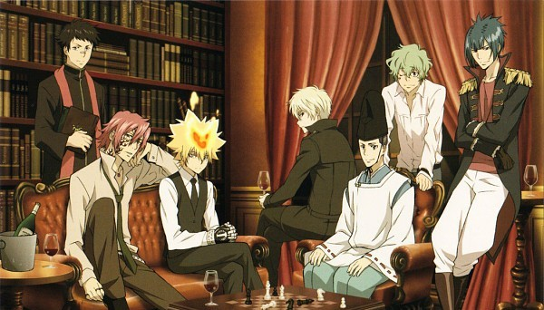 Vongola Ring Relationships
