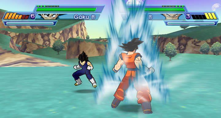 Dragon Ball Z: Shin Budokai 2 (Juegos 2014)