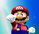 Lista de trofeos de SSBM (Super Mario Bros.)