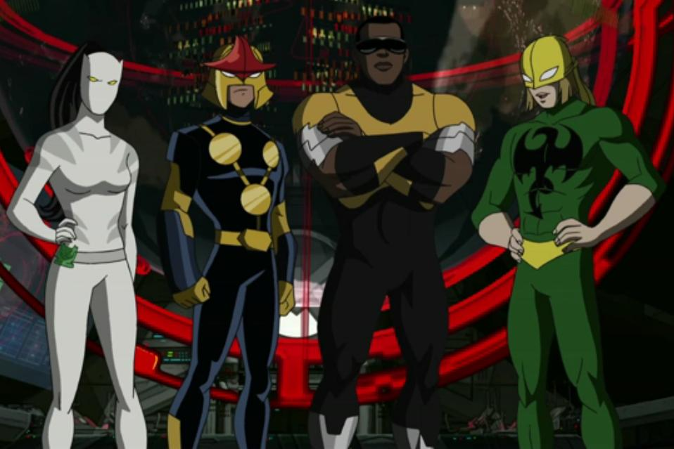 Nova wiki ultimate spider man - Nova ultimate spider man ...