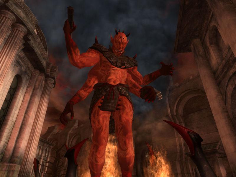 Daedric Princes - The Elder Scrolls Wiki