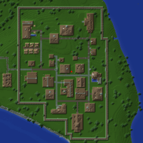 Fort Zombie Romero Mod