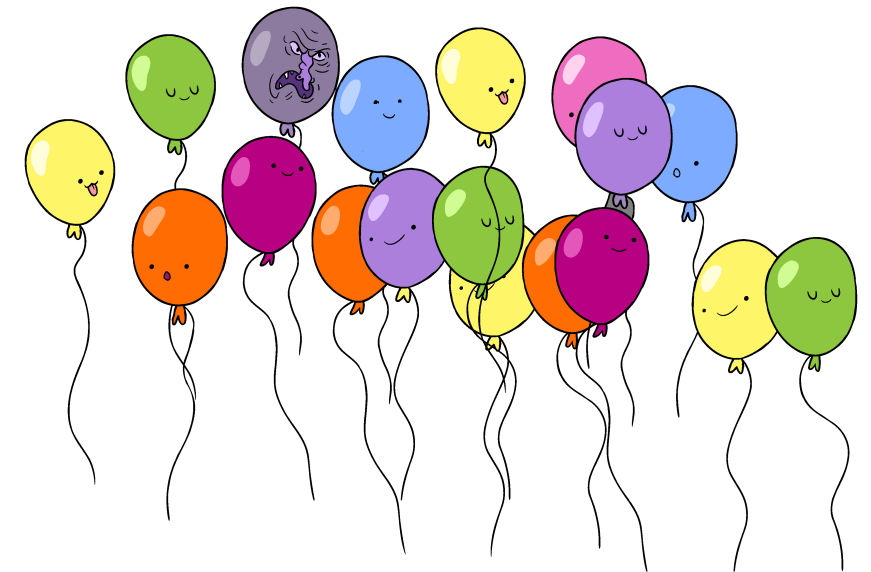 Balloons - The Adventure Time Wiki. Mathematical!