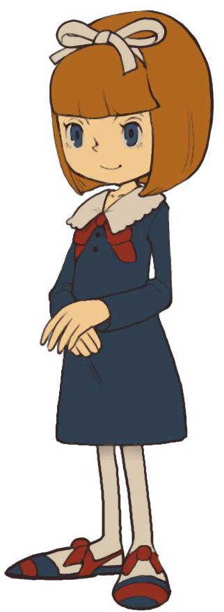 Arianna Barde Professor Layton Wiki