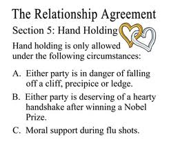 The Relationship Agreement - The Big Bang Theory Wiki