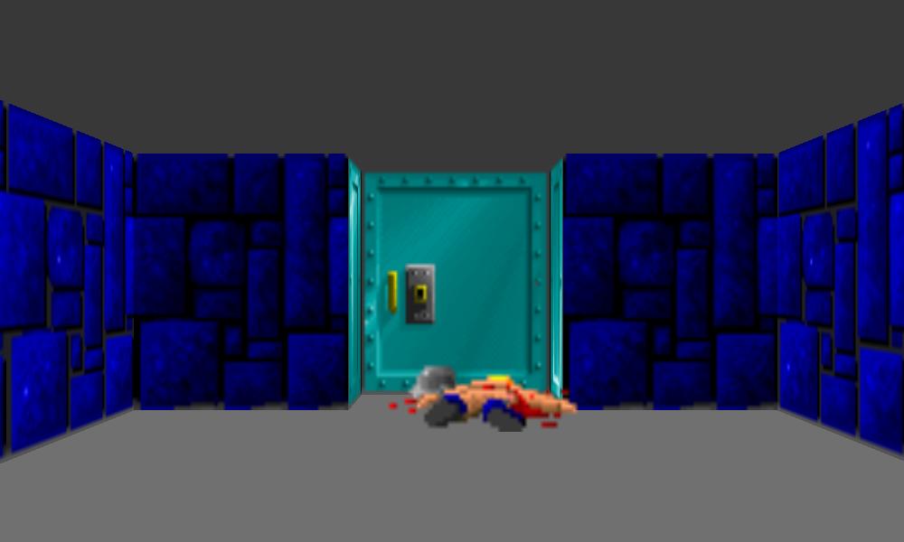 Episode 1 Floor 1 Wolfenstein Wiki