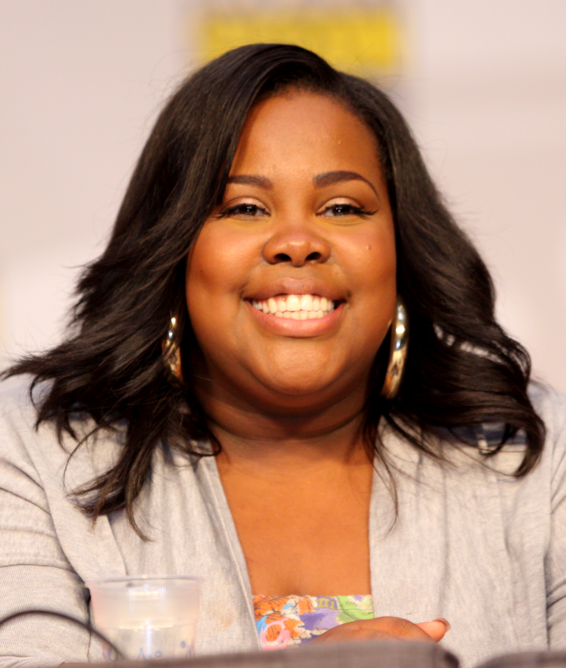 Amber Riley by Gage Skidmore - Amber_Riley_by_Gage_Skidmore