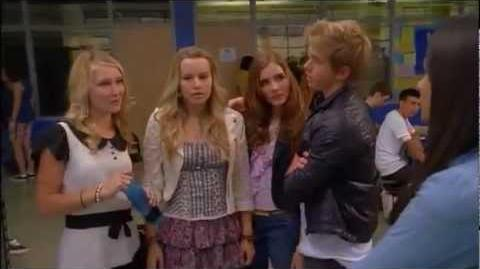 Lemonade Mouth- Wen & Olivia (Love Story- Taylor Swift)