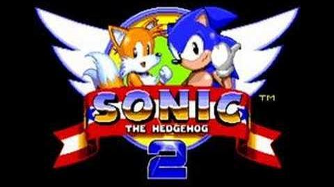 Sonic 2 Music Invincible