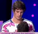 Le retour en France des rugbymen