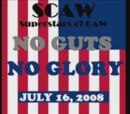 SCAW No Guts No Glory