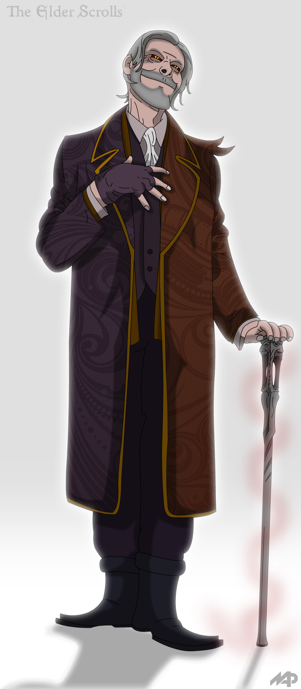 Шеогорат — The Elder Scrolls Wiki
