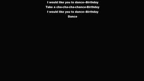 Birthday by the Beatles