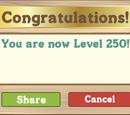Level 250