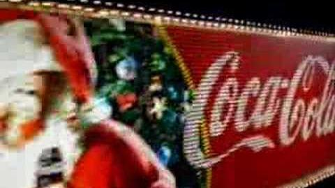 Coca Cola Commercial - Christmas Video 1