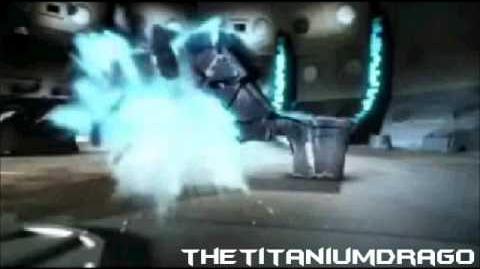 Bakugan Bakublasters commercial - advert