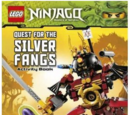 LEGO Ninjago: Quest for the Silver Fangs Sticker Activity