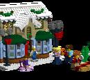 Winter Village Sweet Shoppe