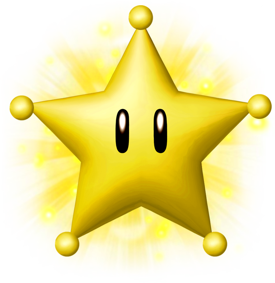power star super mario galaxy - photo #7