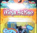 Ninja Action Foot Soldier (2005 action figure)