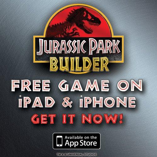 Jurassic park builder park pedia jurassic park dinosaurs stephen spielberg - Jurassic park builder decorations ...