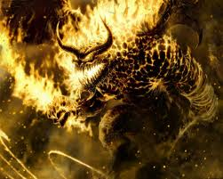 Demon of the deep Gothmog Balrog