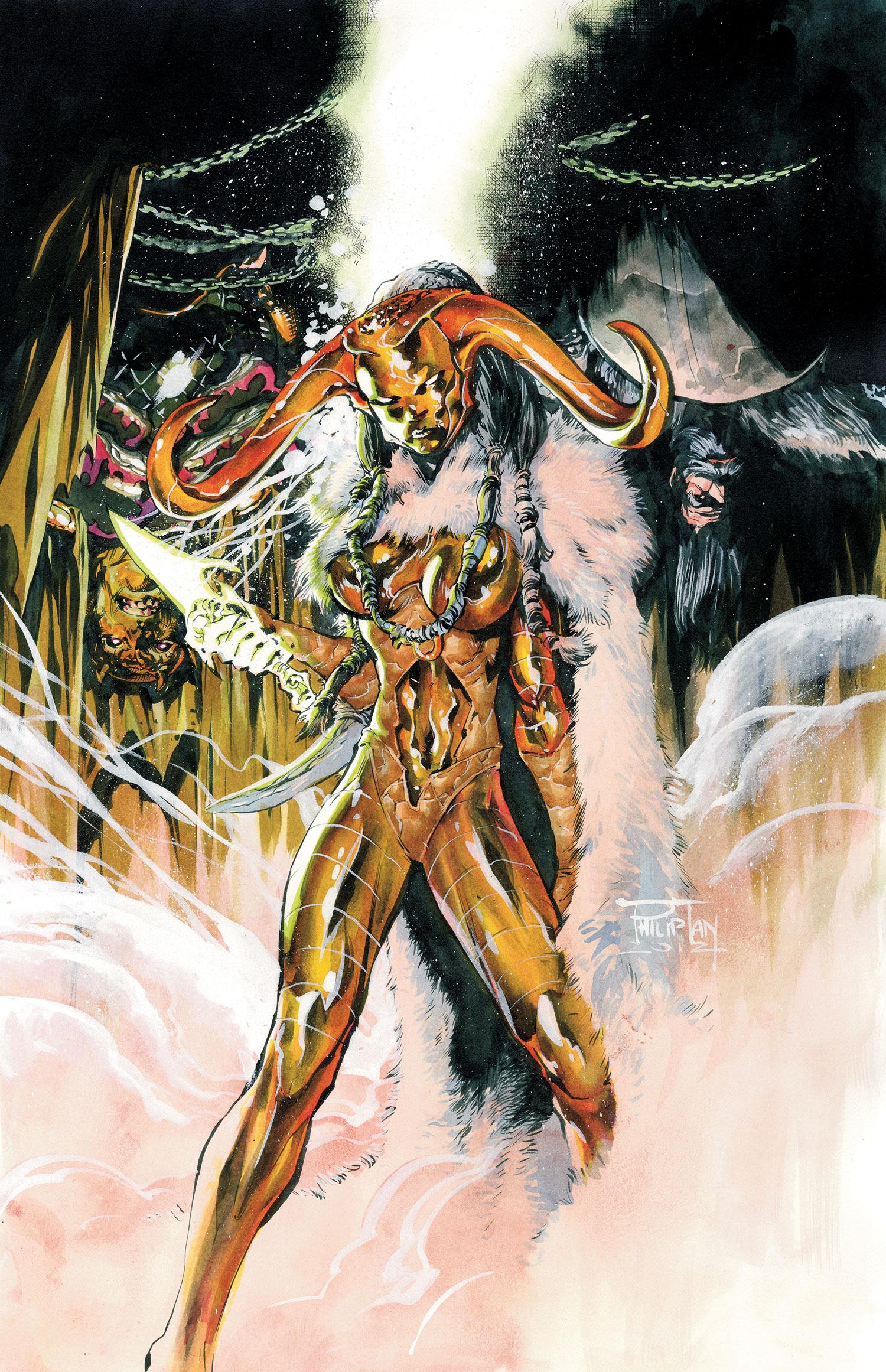 Demon Knights Vol 1 12 Dc Comics Database