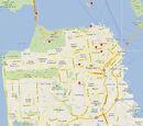 SF in TV/TV Map
