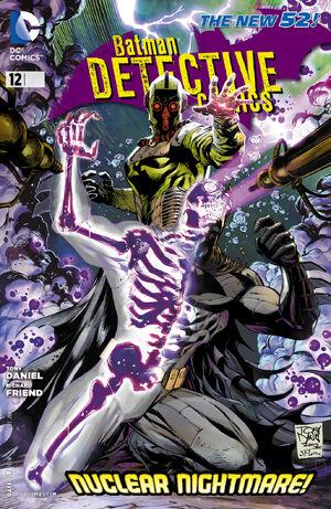 Tag 40 en Psicomics 300px-Detective_Comics_Vol_2_12