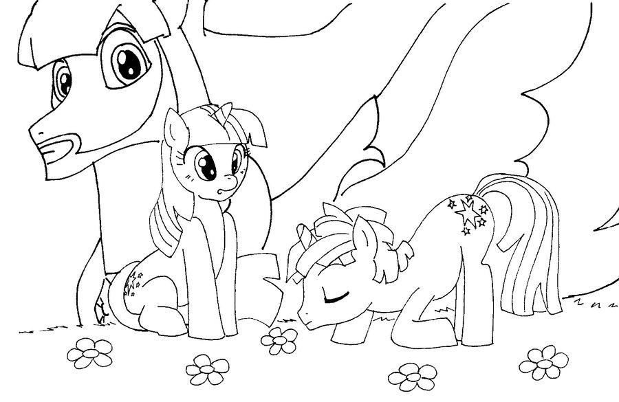 El Mejor Porter Para Colorear El Mejor Porter Para Imprimir: My Little Pony Portada Para Colorear By Reina Del