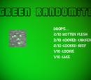 Randomite Ore (Green)