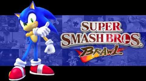 HIS WORLD (Instrumental) - Super Smash Bros. Brawl