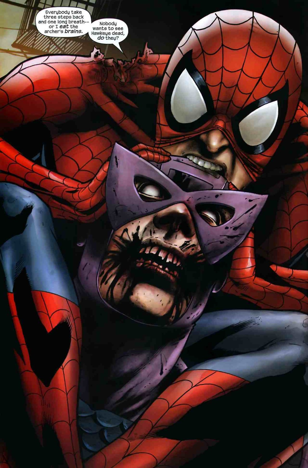 The Amazing Spider Man 2 Video Game Carnage ... page 03.jpg - Spid...