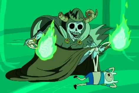 Watch adventure time the lich full episode