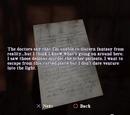 A Patient's Note