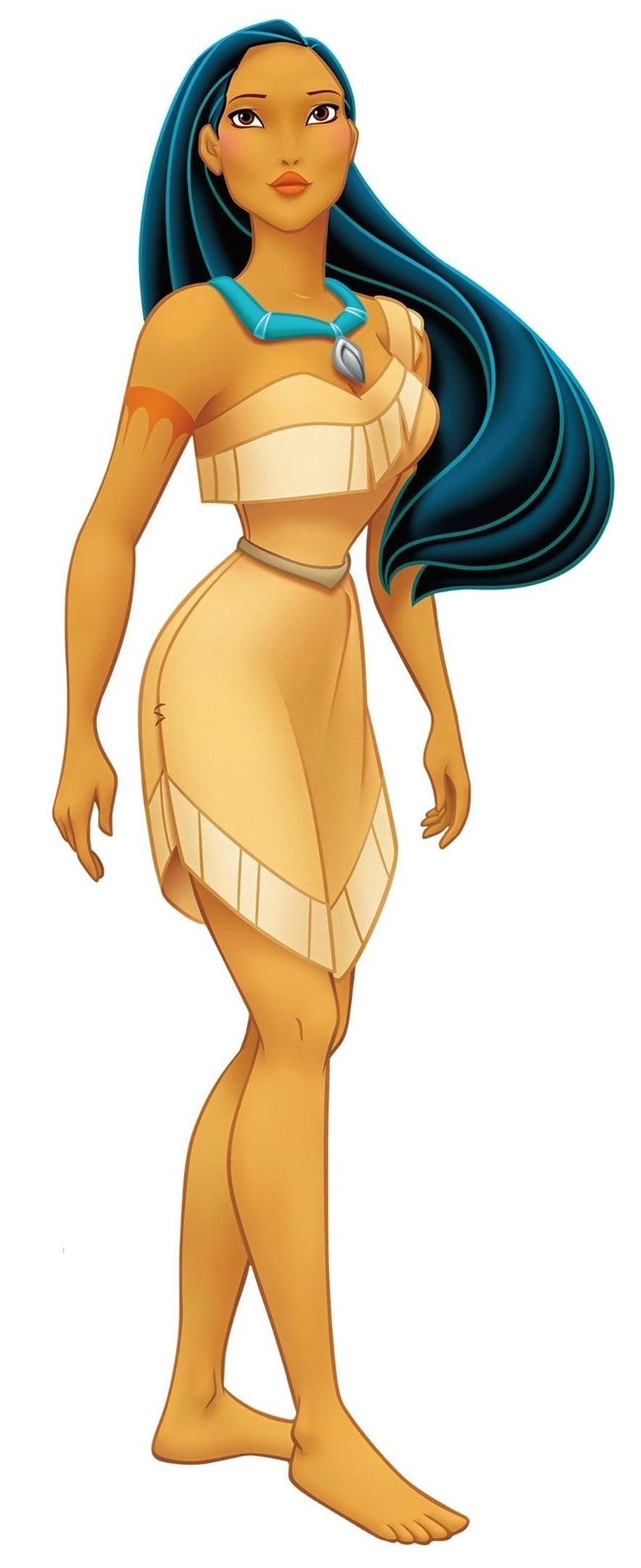 Pocahontas Character  Disney Wiki Wikia